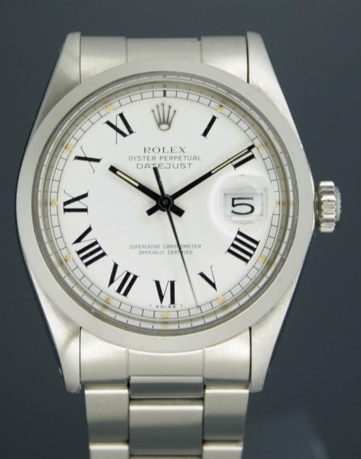 Rolex Datejust Ref. 1600